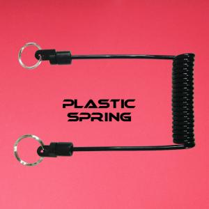 Spring rope buckle with L shape style_type2