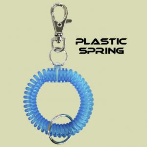 Spring with O ring and clip series