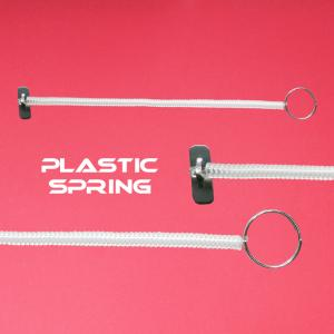 Sping with metal 3M sticker and O ring